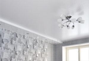 Матовый натяжной потолок в Ульяновске